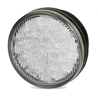 1006 83mm ROUND LED SAFTEY DAYLIGHTS 12V (SINGLE)