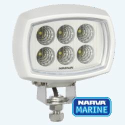 LED W/LAMP NARVA 9-64V 2700 LUMEN MARINE
