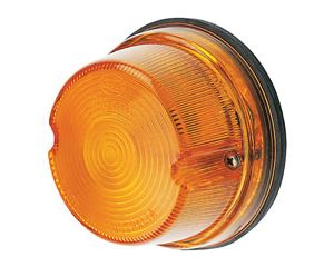 IND LAMP AMBER