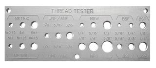 ARLUBE THREAD TESTER