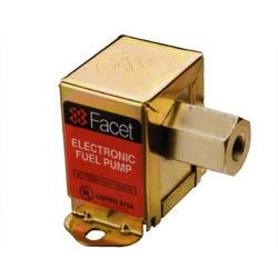 FACET FUEL PUMP 2-3.5 PSI 12v 40102