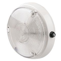 INTERIOR LAMP WHITE BASE SWITC