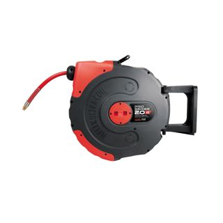 JAYMEC PEM RETRACTABLE AIR HOSE REEL 20M X 3/8 ID