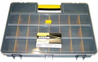 ARROW PLASTIC ORGANISER  460MM