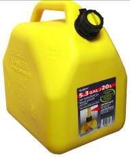 SQUAT SCEPTER 20LT / 5.3GAL DIESEL GAS CAN