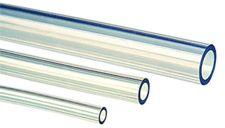 CLEAR PVC TUBING 9.5MM ID