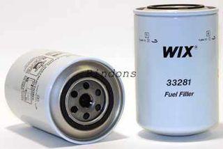 Wix Filters Range
