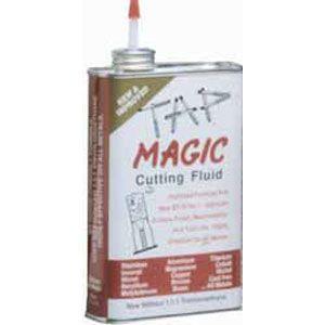TAP MAGIC ALUMINIUM CUTTING FLUID 472ML SPROUT TOP CAN