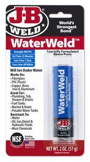 JB WELD WATERWELD EPOXY PUTTY STICK