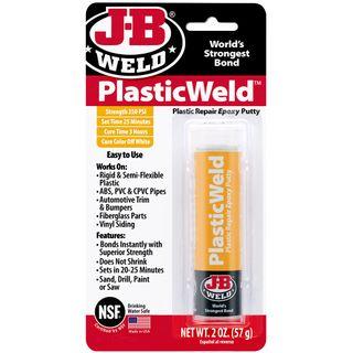JB WELD PLASTICWELD EPOXY PUTTY STICK