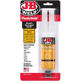 JB WELD PLASTICWELD EPOXY SYRINGE