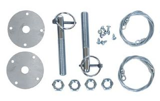 SNAP RING HOOD PIN KIT
