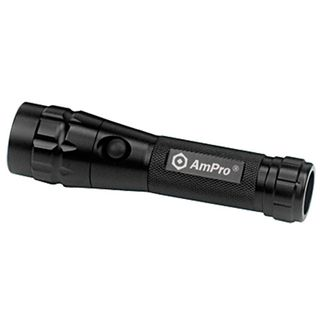 AMPRO RECHARGEABLE LED TORCH 1 WATT