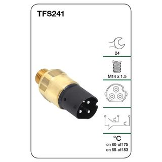 THERMO FAN SWITCH TFS241