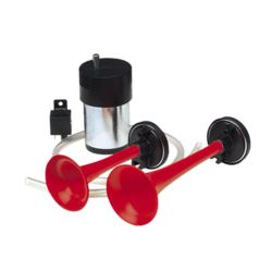 NARVA 24 VOLT TWIN AIR HORN KIT