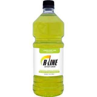 R-LINE™ ELECTROLYTE ACTIVITY DRINK CONC. 1L - LEMON/LIME