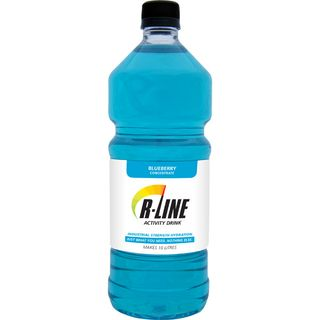 R-LINE™ ELECTROLYTE ACTIVITY DRINK CONC. 1L - BLUEBERRY