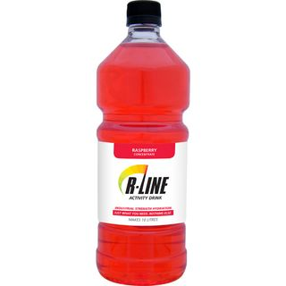 R-LINE™ ELECTROLYTE ACTIVITY DRINK CONC. 1L - RASPBERRY