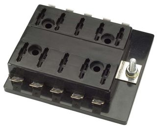 NARVA FUSE HOLDER 8 WAY WITH COVER