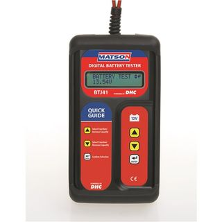MATSON INTELLIGENT BATTERY TESTER