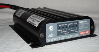 40A DC-DC BATTERY CHARGER