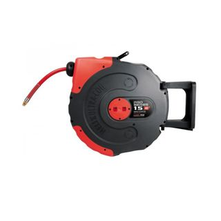 JAYMEC PEM RETRACTABLE AIR HOSE REEL 15M X 1/2 ID
