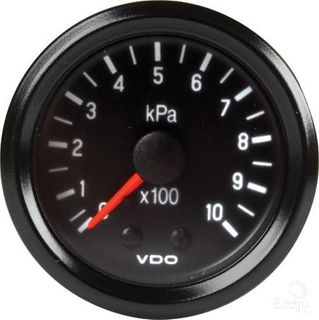 VACUUM GAUGE MECHANICAL