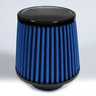BLUE URETHANE POD FILTER 77MM NECK
