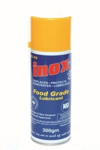 INOX 300G AEROSOL CAN FOOD GRADE