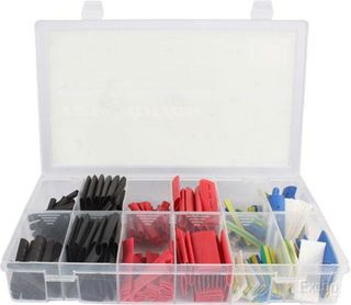 HEAT SHRINK 220PCS ASSORTMENT