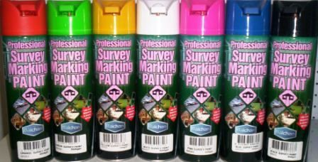 BALCHAN SURVEY PAINT BLACK 350 GRM