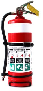 FIRE EXTINGUISHER 2.5KG - BFS