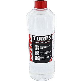 MINERAL TURPENTINE 1 LITRE (TURPS)