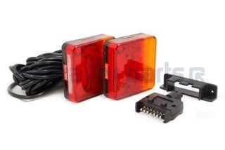 LED LIGHTING KIT 12/24V 9MTR CABLE
