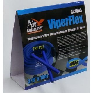 "AIR COMMAND SUPERFLEX AIR HOSE 3/8"" X 20M 300PSI RATED"