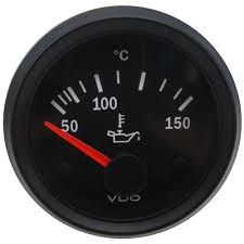 VDO OIL TEMP GAUGE ELECTRIC