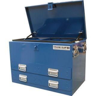 2 DRAWER STEEL TRUCK/VAN BOX**