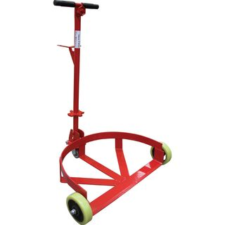 HYDRAULIC DRUM TROLLEY 500KG