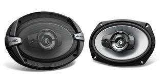 "JVC CS-DR693 6X9"" 3 WAY SPEAKERS"