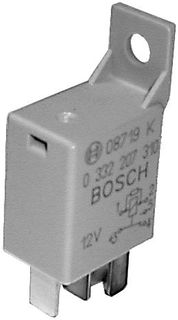 BOSCH MICRO RELAY 5 PIN 12V RESISTOR