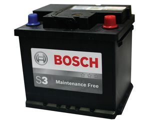 BOSCH BATTERY S3 430CCA - DIN44
