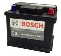 BOSCH BATTERY S3 420CCA - DIN36