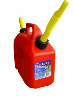 SCEPTER 6L & 2.5L JERRY CAN