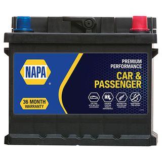 NAPA BATTERY-CAR & PASS 36M  CCA 420
