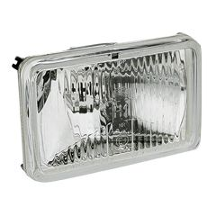 165 x 100mm Halogen High/Low Beam Insert
