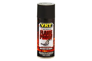 VHT FLAMEPROOF FLAT BLACK