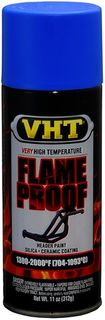 VHT FLAMEPROOF FLAT BLUE