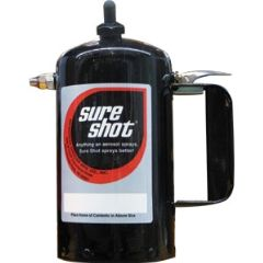 SURE SHOT® PRESSURE SPRAYER BLACK (32OZ / 946ML)