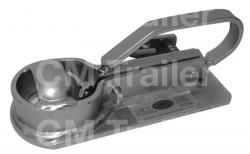 TRAILER  COUPLING 1-7/8in CARAC weld on