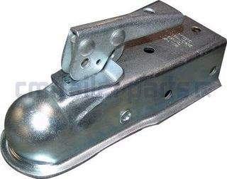 TRAILER COUPLING PRESSED 1 7/8